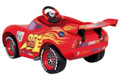 Электромобиль CARS LIGHTNING MCQUEEN CARS 2, Feber